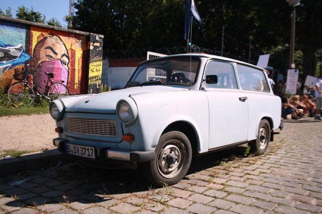 Berlino, Revaler Str.