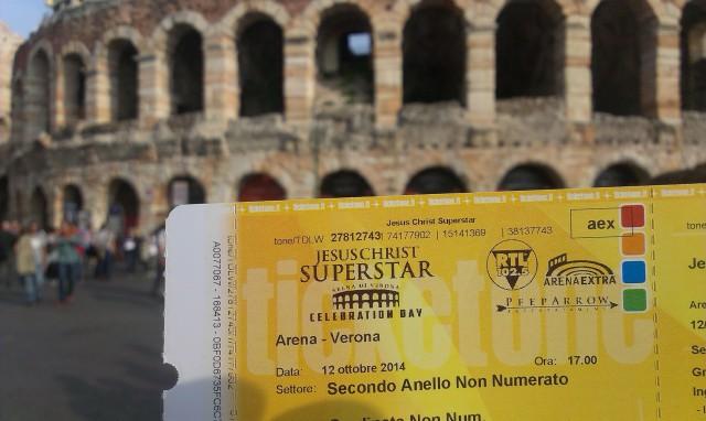 Jesus Christ superstar a Verona